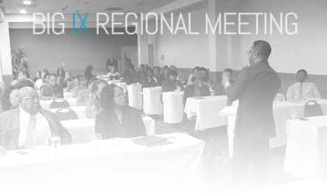 BIG REGIONAL MEETING ANNOUNCEMENT